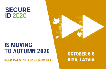 SECURE ID 2020 - SAVE NEW DATE!
